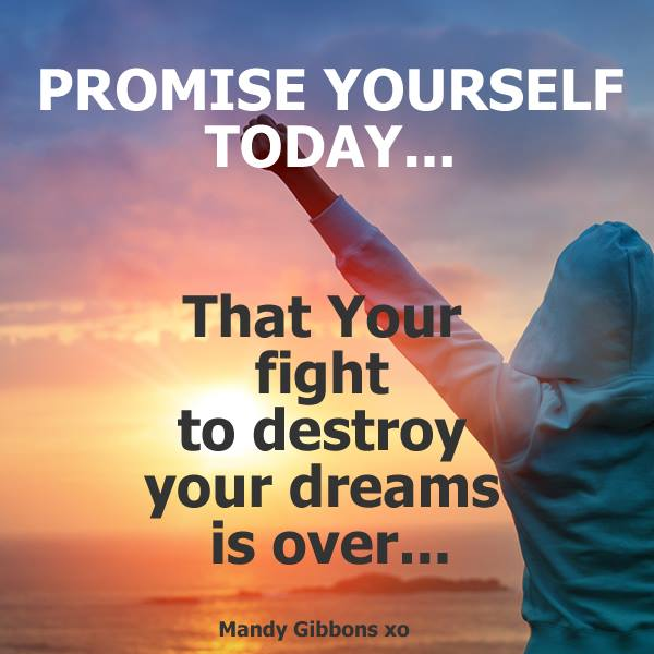 Promise Yourself Today